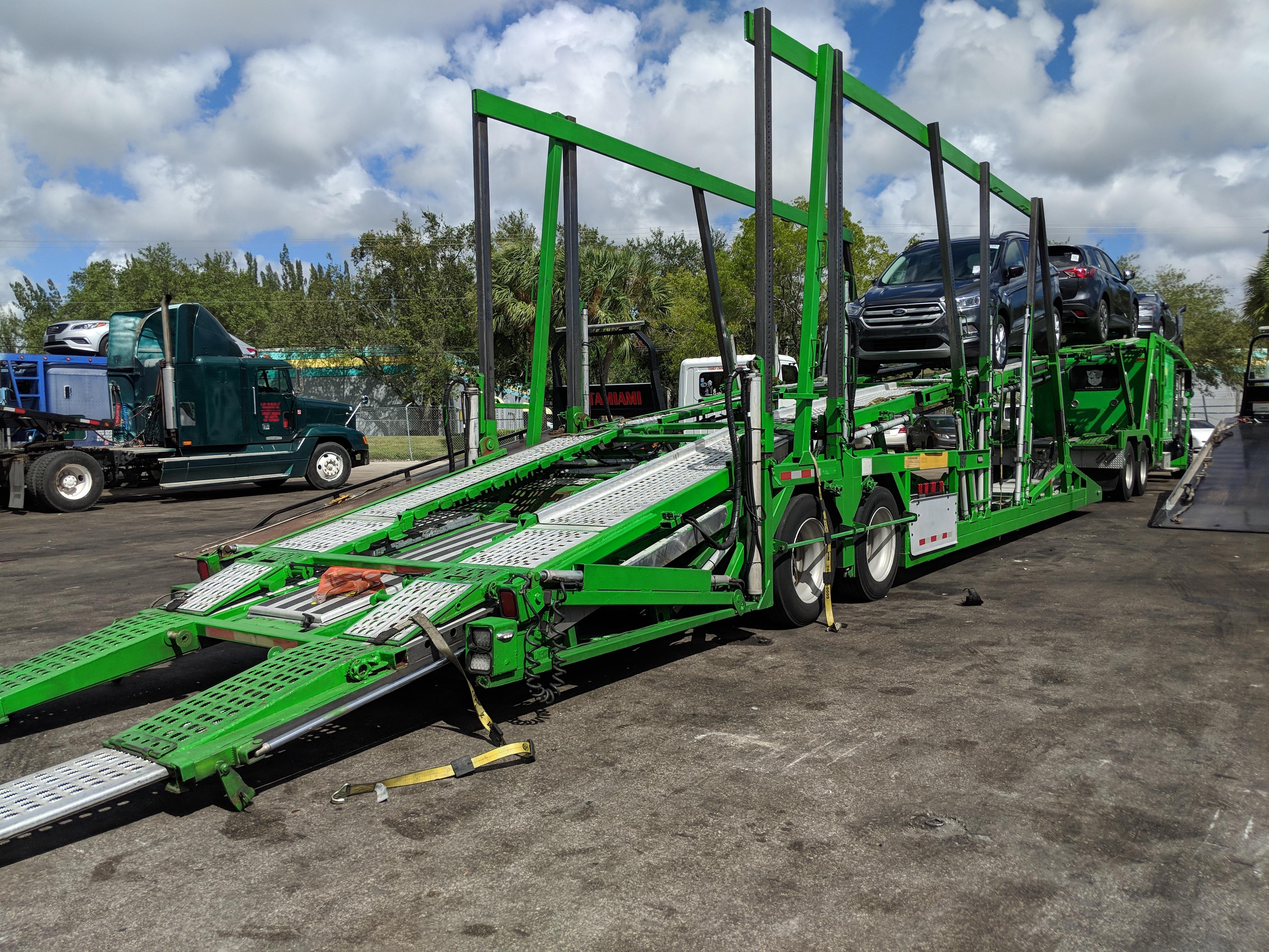 Auto Shipping to Florida